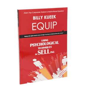 Using Psychological Techniques In Selling By Dr. Billy Kueek